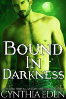 Review:  Bound in Darkness by Cynthia Eden