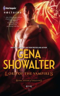 Review:  Lord of the Vampire by Gena Showalter