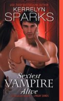Review:  Sexiest Vampire Alive by Kerrelyn Sparks