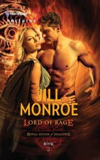 Review: Lord of Rage by Jill Monroe