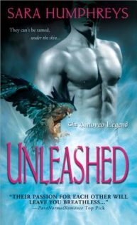 Review:  Unleashed by Sara Humphreys