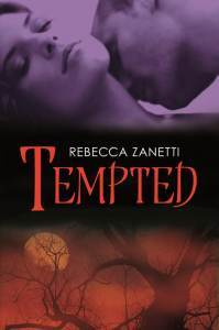 Review:  Tempted by Rebecca Zanetti