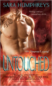 Review:  Untouched by Sara Humphreys