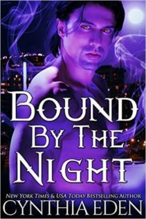 Review:  Bound by the Night by Cynthia Eden