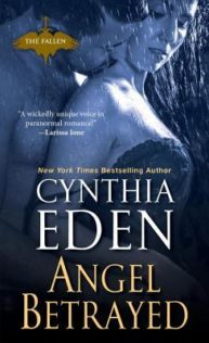 Review:  Angel Betrayed by Cynthia Eden