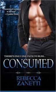 Review:  Consumed by Rebecca Zanetti