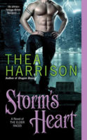 Review:  Storm's Heart by Thea Harrison