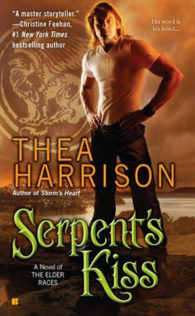 Review:  Serpent's Kiss by Thea Harrison