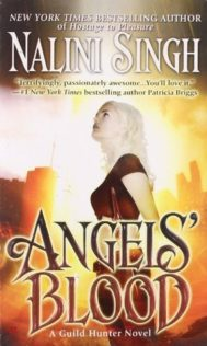 Audiobook Review:  Angel's Blood by Nalini Singh