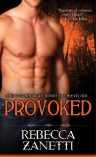 Review:  Provoked by Rebecca Zanetti