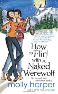 Audiobook Review:  How to Flirt with a Naked Werewolf by Molly Harper