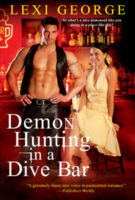 Review:  Demon Hunting in a Dive Bar by Lexi George