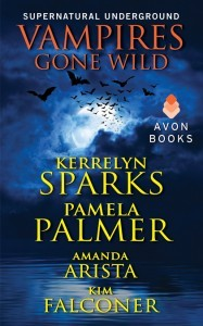 Review: Vampires Gone Wild by K. Sparks, P. Palmer, A. Arista & K. Falconer