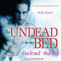 Audiobook Review: Undead Sublet (Half Moon Hollow 2.5) by Molly Harper