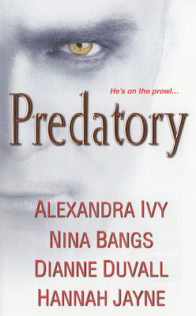 Review:  Predatory by A. Ivy, N. Bangs, D. Duvall and H. Jayne