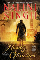 Review:  Heart of Obsidian by Nalini Singh (SPOILERS)