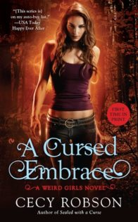 Review:  A Cursed Embrace by Cecy Robson