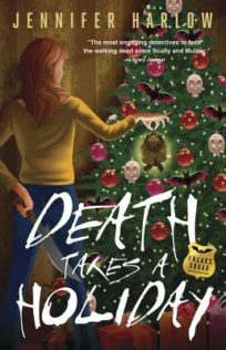 Review:  Death Takes a Holiday by Jennifer Harlow