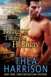 Review:  Dragos Takes a Holiday by Thea Harrison