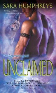 Review:  Unclaimed by Sara Humphreys