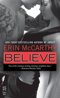 Review:  Believe by Erin McCarthy