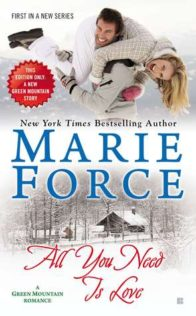 Review:  All You Need is Love by Marie Force