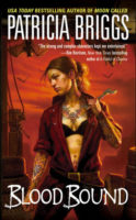 Audiobook Review:  Blood Bound by Patricia Briggs