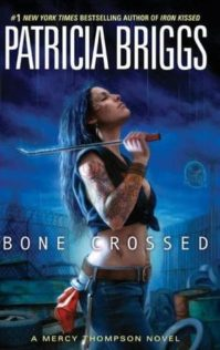 Audiobook Review:  Bone Crossed by Patricia Briggs