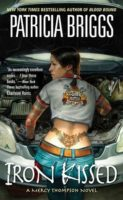 Audiobook Review:  Iron Kissed by Patricia Briggs