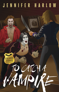 Review:  To Catch a Vampire by Jennifer Harlow