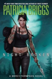 Review:  Night Broken by Patricia Briggs