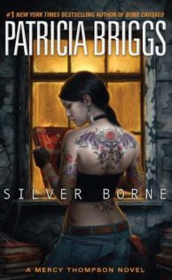 Audiobook Review:  Silver Borne by Patricia Briggs