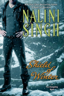 Review:  Shield of Winter by Nalini Singh