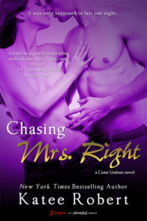 Chasing Mrs. Right by Katee Robert