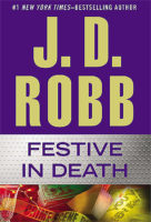Review:  Festive in Death by J.D. Robb