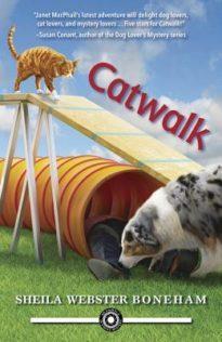 Review:  Catwalk by Sheila Webster Boneham