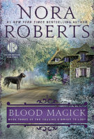 Review:  Blood Magick by Nora Roberts