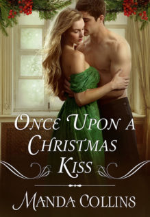 Review:  Once Upon a Christmas Kiss by Manda Collins