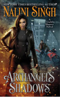 Audiobook Review:  Archangel's Shadows by Nalini Singh