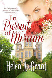 Review:  In Pursuit of Miriam by Helen A. Grant