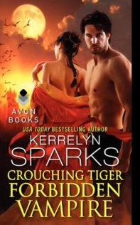 Review:  Crouching Tiger, Forbidden Vampire by Kerrelyn Sparks