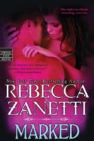 Review:  Marked by Rebecca Zanetti