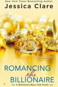 Review: Romancing the Billionaire by Jessica Claire