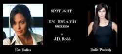 Spotlight – In Death Series – Eve and Peabody