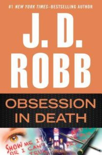 Review:  Obsession in Death by J.D. Robb