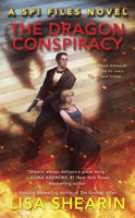 Review:  The Dragon Conspiracy by Lisa Shearin