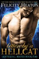 Review:  Bitten by a Hellcat by Felicity Heaton