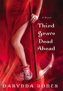 Audiobook Review:  Third Grave Dead Ahead by Darynda Jones