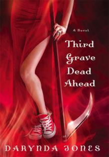Audiobook Review:  Third Grave Dead Ahead by Darynda Jones