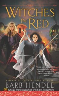 Review:  Witches in Red by Barb Hendee
